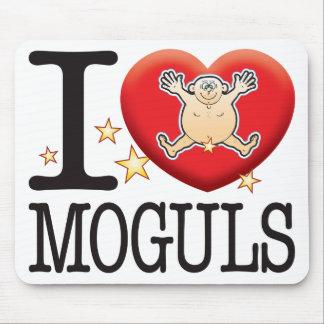Moguls Love Man Mouse Pad