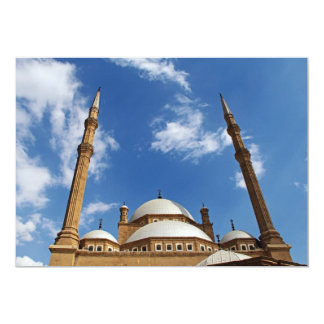 Mohamed Ali Mosque Card