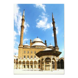 """Mohamed Ali Mosque Invitación 5"""" X 7"""""""