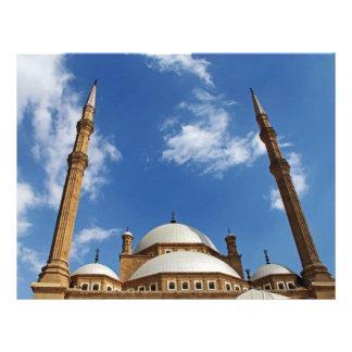 Mohamed Ali Mosque Letterhead