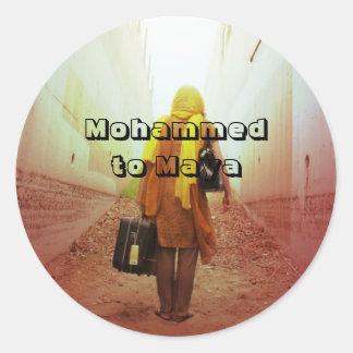 Mohammed al pegatina del maya