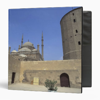 Mohammed Ali Mosque at the Citadel of Cairo, 3 Ring Binder