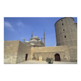 Mohammed Ali Mosque at the Citadel of Cairo Photo Print