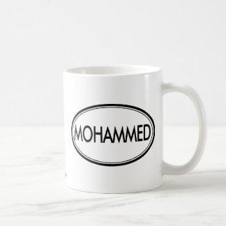Mohammed Classic White Coffee Mug