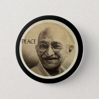 Mohandas Gandhi Button