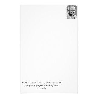 Mohandas Gandhi Stationery