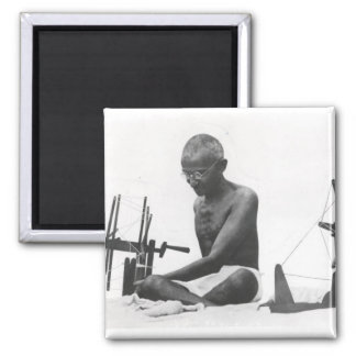 Mohandas Karamchand Gandhi Imanes De Nevera