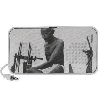 Mohandas Karamchand Gandhi Mini Speaker