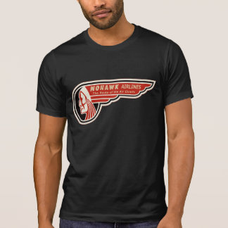 MOHAWK AIRLINES. T SHIRT
