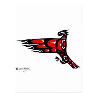 MOHAWK EAGLE POST CARDS