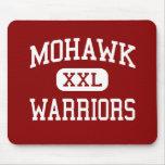 Mohawk - guerreros - High School secundaria - sicó Tapete De Ratón