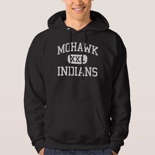 Mohawk - Indians - High School - Marcola Oregon Hoodie