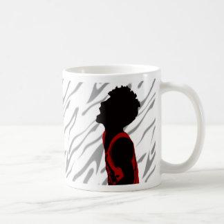 Mohawk Kid Coffee Mug