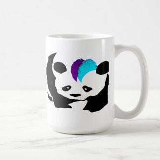 Mohawk Panda Mug