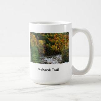 Mohawk Trail Classic White Coffee Mug