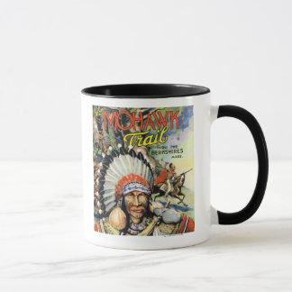 Mohawk Trail, View of Mohawk Indians Mug