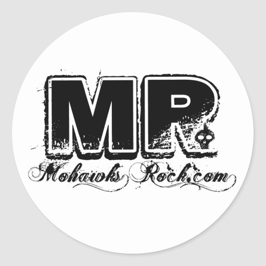 MohawksRock.com Stickers