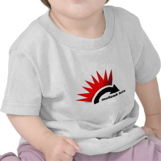 mohawkturn camiseta