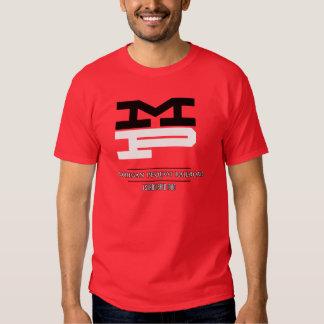 Mohegan Pequot Railroad - Est. 1980 - Red T Shirt
