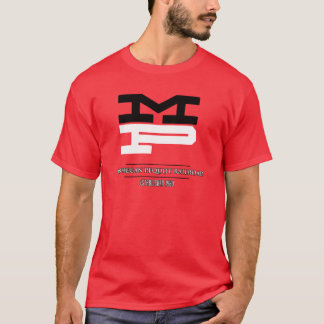 Mohegan Pequot Railroad - Est. 1980 - Red T-Shirt