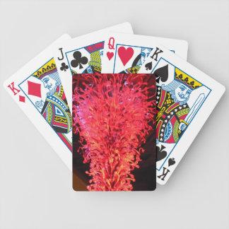 Mohegan Sun Neon Light Display Deck of Cards