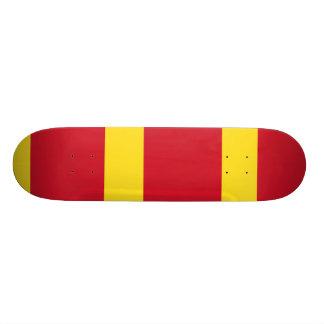 Moheli, Colombia Political flag Skateboard Decks