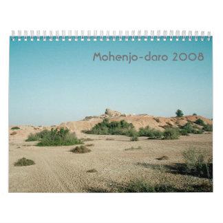 Mohenjo-daro 2008 calendario
