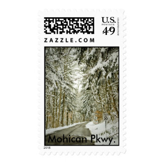Mohican Parkway Postage Stamps