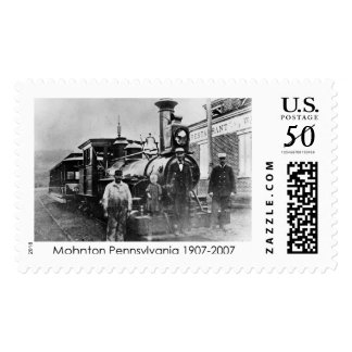 Mohnton PA Centennial Postage Stamp