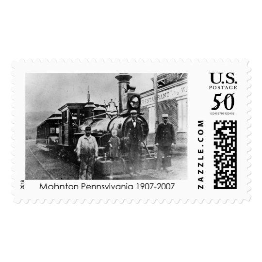 Mohnton PA Centennial Postage Stamp