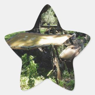 Moho 2 del Cumberland Calcomanías Forma De Estrellas