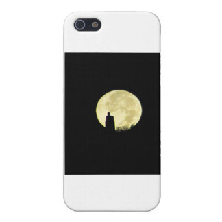 Mohonk Moonset iPhone 5 Cover