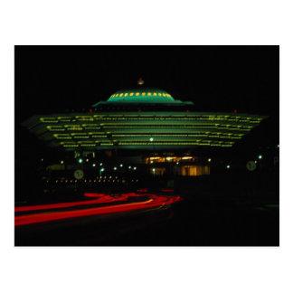 Moi Building, Riyadh, capital of Saudi Arabia Postcard