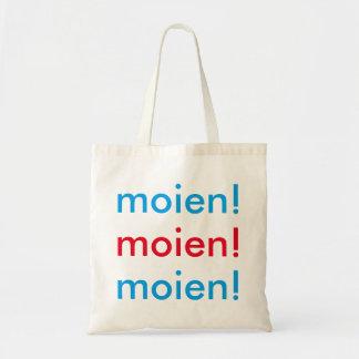 Moien! Tote Bag
