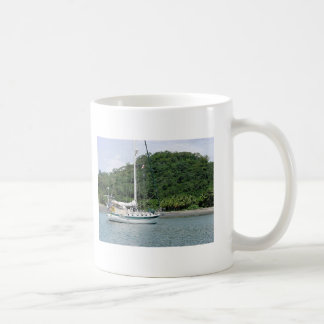 Moira at Isla Canas, Islas las Perlas, Panama Mugs