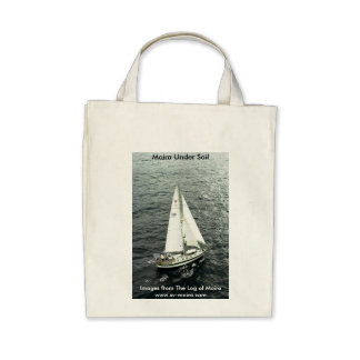 Moira Under Sail Canvas Bags