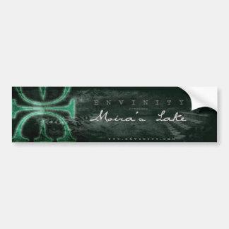 Moira's Lake Sticker
