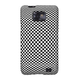Moire Samsung Case Samsung Galaxy SII Cover