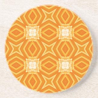 moisaico del tipo del abstrato del padrão posavasos para bebidas