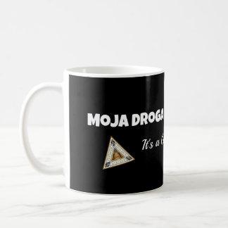 Moja droga ja cie kocham Mug