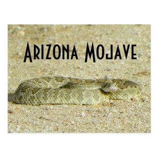 Mojave de Arizona (KODAK; MIRE AQUÍ) Tarjetas Postales
