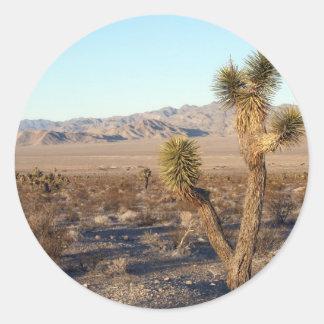 Mojave Desert scene 01 Stickers