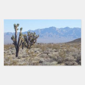 Mojave Desert scene 03 Stickers