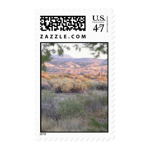Mojave Desert Stamp
