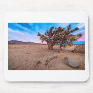 Mojave Joshua Tree Mouse Pad