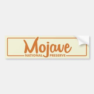 Mojave National Preserve Bumper Sticker