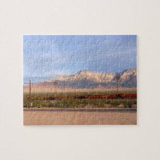 Mojave National Preserve California Jigsaw Puzzle