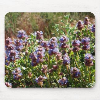 Mojave Purple Sage Mouse Pad
