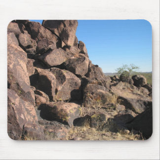 Mojave Red Rocks - Customized Mouse Pad