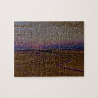 Mojave Sunrise Puzzle